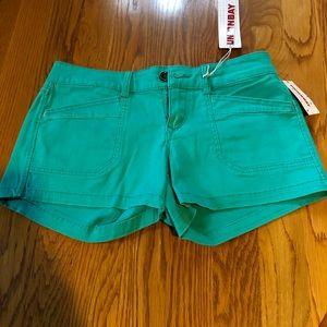 Unionbay Green Shorts
